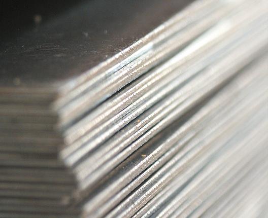 Blech, Stahl, Edelstahl, Aluminium